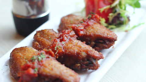chicken wings Live Action