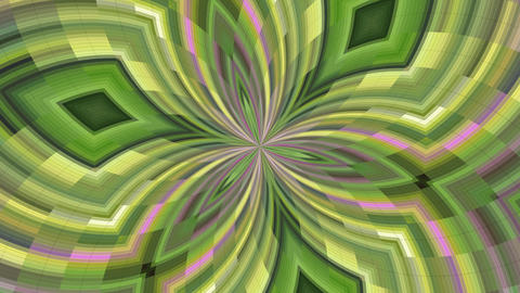 Colorful Kaleidoscopic Video Background 1