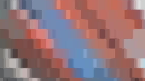 Abstract Pixel Block Moving Background 2
