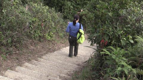 hiking people Footage