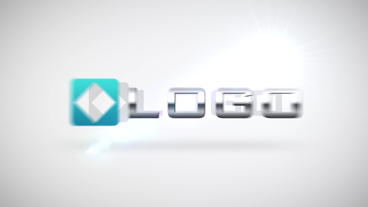 Clean Elegant Layered 3D Business Logo Reveal Spin Animation Intro Stinger After Effects Template