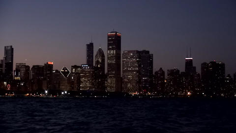 Chicago City Lights - CHICAGO, ILLINOIS/USA Live Action