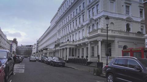 London Kensington - exclusive mansions Live Action