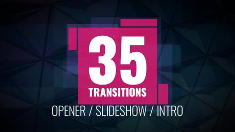 Fast Transitions & Dynamic Opener Premiere Pro Template