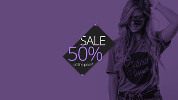 Price Tags and Titles After Effects Templates