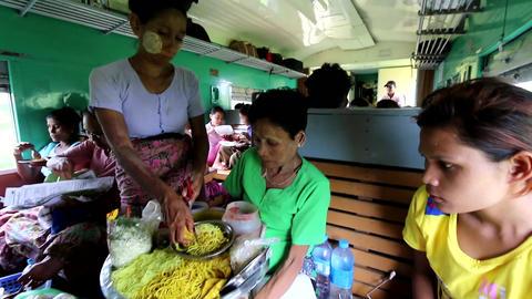 Trip In The Burmese Train (8 of 10) 영상물