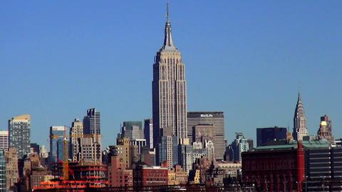Empire State Building Manhattan New York – MANHATTAN, NEW YORK/USA NOVEMBER 20 Live Action