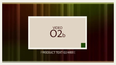Product Ricochet After Effects Template