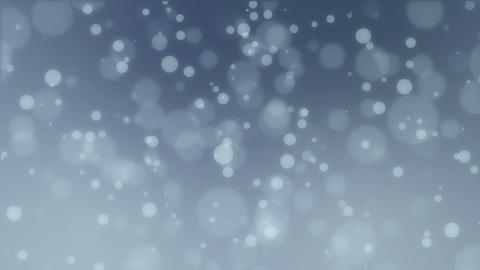 Gray blue bokeh lights background CG動画素材