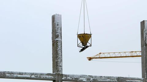 Tower Crane 4k