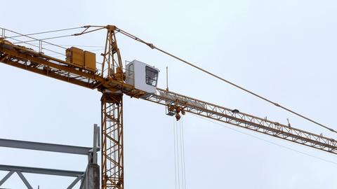 Tower Crane 4k 0