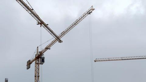Tower Crane 4k 2