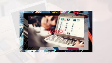 Business Logo Reveal After Effects Template