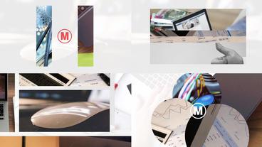 Corporate Logo Openers 애프터 이펙트 템플릿