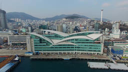 Jagalchi Market Busan South Korea Asia 01 Live Action