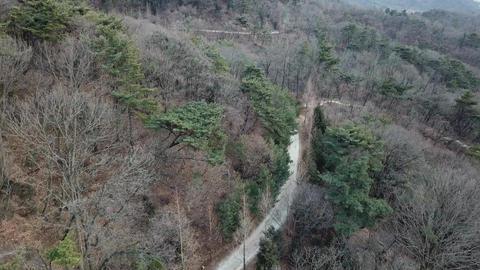 a mountain pass DJI 0017 Footage