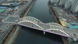 Gwajeonggyo Bridge Feb-10-2018 11 Footage
