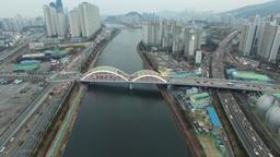 Gwajeonggyo Bridge Feb-10-2018 12 Footage