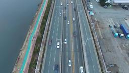 Gwajeonggyo Bridge Feb-10-2018 08 Footage
