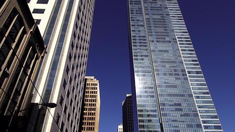 Famous towers in San Francisco - SAN FRANCISCO, CALIFORNIA NOVEMBER 4,2012 Footage
