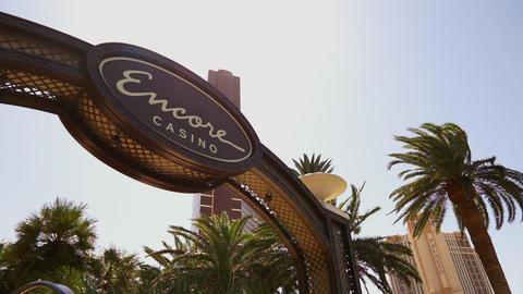 Encore Casino Las Vegas - LAS VEGAS, NEVADA/USA Live Action