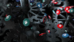Gears Background Pack 1