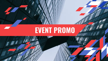 Event Promo After Effects Templates