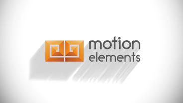 Simple logo Intro Plantilla de Apple Motion