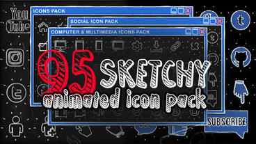 SKETCHY Full Collection -50% Discount!