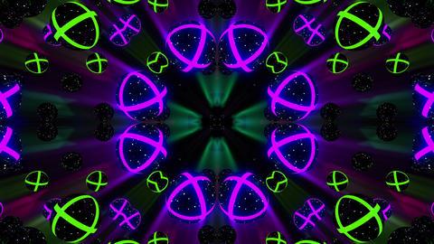 Kaleidospheres VJ Loop3 Animation