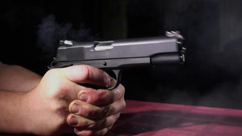 gun shot Archivo