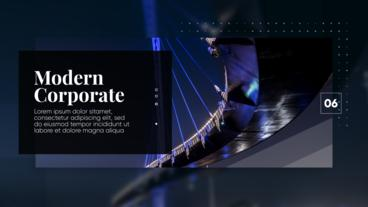 Clean Corporate - Modern Presentation After Effects Templates