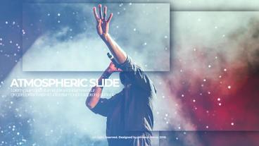 Premier Atmospheric Slideshow Premiere Pro Template
