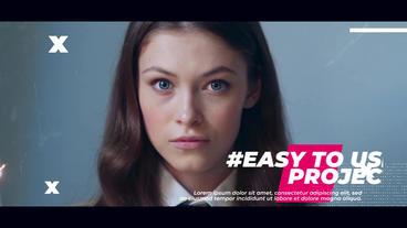 Fashion Promo เทมเพลต Premiere Pro