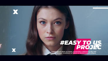 Fashion Promo Premiere Proテンプレート