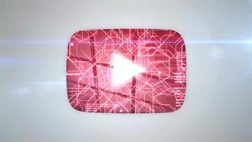 Hi-Tech Logo Premiere Pro Template