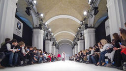 Ukrainian Fashion Week FW18-19: collection by BENDUS Footage