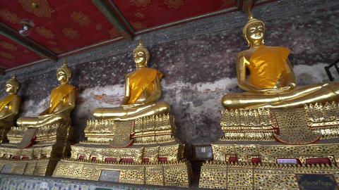 Wat Suthat temple in Bangkok Bild