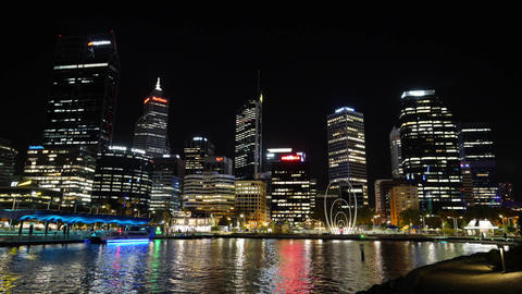 Australia - Cityscape Of Perth