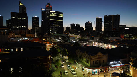 Australia - Cityscape Of Perth 0