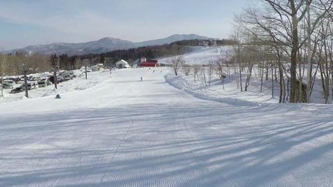 Kurohime kogen snow park SnowBoarding 영상물