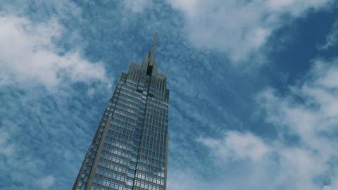 Timelapse view Vietcombank HCM tower 영상물