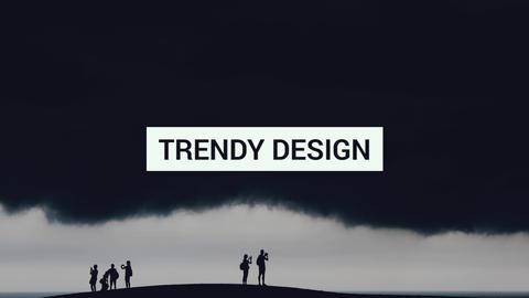 Ultra Minimal Titles Premiere Pro Template