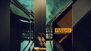 New Clean slideshow After Effects Templates
