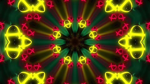 Kaleidospheres VJ Loop 27 Animation