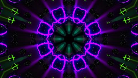 Kaleidospheres VJ Loop 16 Animation