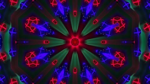 Kaleidospheres VJ Loop 59 Animation