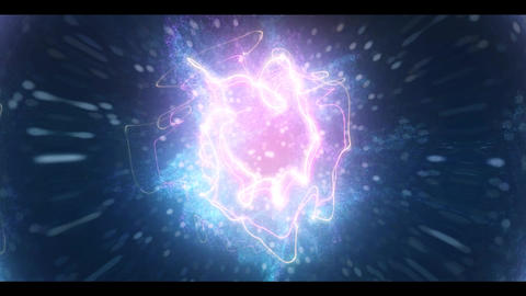 Cinematic Particle Logo Reveal After Effects Template