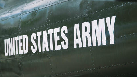 United States Army helicopter Archivo
