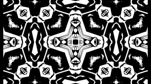 Kaleidoscope n.5 Stock Video Footage